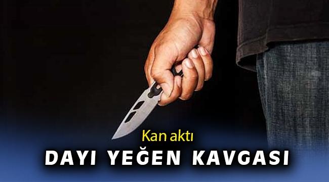 Yeğenini bıçakla yaralayan dayı tutuklandı