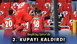 Ziraat Türkiye Kupası şampiyonu Beşiktaş