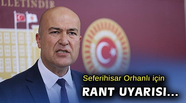 Bakan: Orhanlı'nın üç beş sermayedara peşkeş çekilmesine izin vermeyeceğiz!