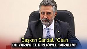 Başkan Sandal,
