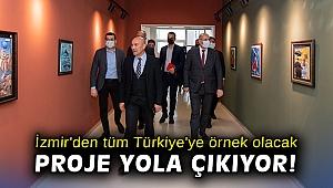 Başkan Soyer Türkiye'ye örnek olacak yeni anlayışı İzmir'den başlatıyor