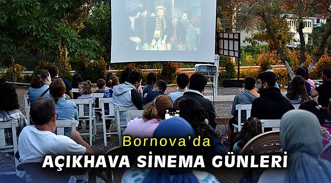 Bornova'da Açıkhava Sinema Günleri