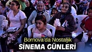 Bornova'da Nostaljik Sinema Günleri