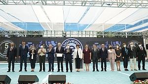 Ege Üniversitesi Türkiye'de tam akredite olan ilk üniversite oldu