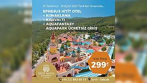 Ephesus Hitit Otel'de güzel bir tatilin tadını çıkarın