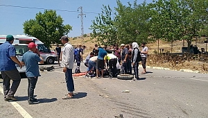 İzmir'de feci kaza: 17 tarım işçisi ölümden döndü