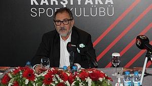 Karşıyaka'da Büyükkarcı yeniden aday