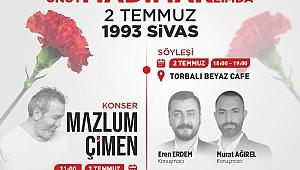 Torbalı Belediyesi Madımak'ı anacak