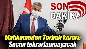 Torbalı'da mahkeme kararını verdi