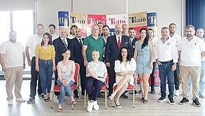 Türkiye Girişimci İş İnsanları Derneği kahvaltıda buluştu