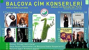 Balçova Belediyesi'nden bir ilk: İzmir müziğe doyacak