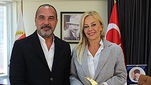 Başkan Öztürk'ten İGC ziyareti