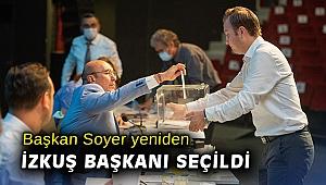 Başkan Soyer yeniden İZKUŞ Başkanı seçildi