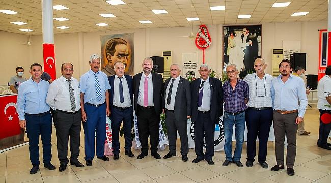 Başkan Vekili Pehlivan, esnaf ve sanatkârların yanında