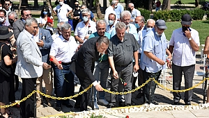 Bornovalılar Srebrenica'yı unutmadı