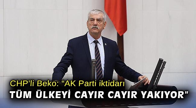 CHP'li Beko: