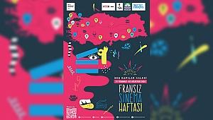 Foça'da Fransız Sineması Haftası