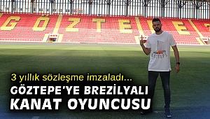 Göztepe'ye Brezilyalı kanat oyuncusu