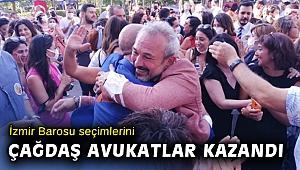 İzmir Barosu seçimi sonuçlandı