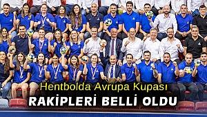 İzmir Büyükşehir Belediyespor Çekya ve Yunanistan takımlarıyla eşleşti