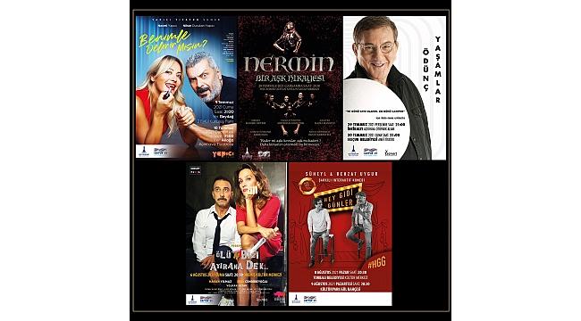 İzmir'in ilçelerinde ücretsiz tiyatro gösterimleri başlıyor