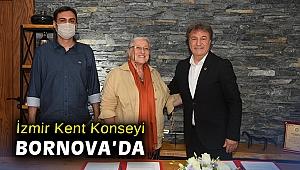 İzmir Kent Konseyi Bornova'da