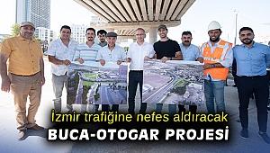 İzmir trafiğine nefes aldıracak Buca-Otogar projesi