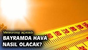 Meteorolojiden İzmir ve Ege Bölgesi için bayram havası raporu