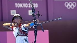 Milli Okçumuz Mete Gazoz, Olimpiyat şampiyonu oldu