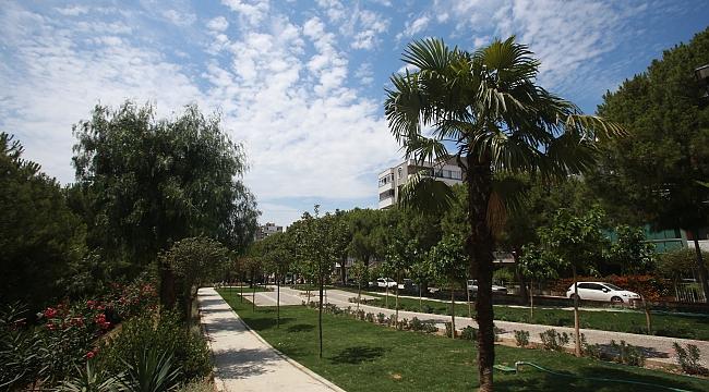 Özdemir Sabancı Parkı şimdiden beğeni topladı