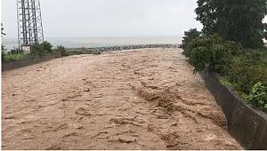 Rize'deki sel felaketinde bilanço ağırlaşıyor
