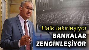 Sertel: Devlet bankaları gayrimenkul zengini
