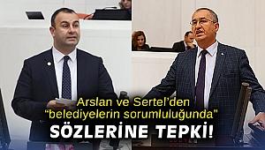 Arslan ve Sertel'den