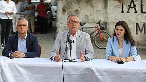 Başkan Arda: Fatih Mahallesi rezerv alan ilan edilsin, rayiçler düşürülsün