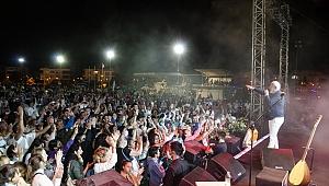 Çandarlı, Kültür - Sanat, Demokrasi ve Emek Festivali sona erdi