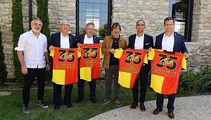 CHP İzmir'den Göztepe Spor Kulübü'ne ziyaret