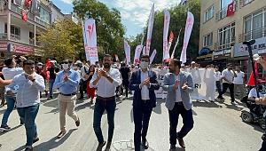 CHP İzmir gençlerinden Ankara çıkarması