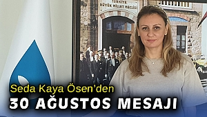 """DEVA İzmir İl Başkanı Ösen: """"Atatürk'ün hedefi doğrultusunda ülkemize sahip çıkacağız"""""""