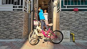 Eski bisikletini iyiliğe dönüştür