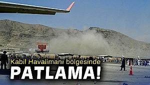 Kabil Havalimanı bölgesinde patlama!