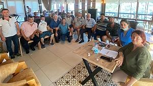 Karaburun Belediyesi'nden Keçi Yetiştiricilerine Tam Destek