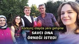 Korkunç kazada ölenler için savcı DNA örneği istedi