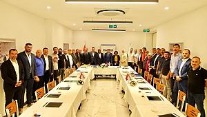 MÜSİAD İzmir'de Kenya ile ticaret konuşuldu