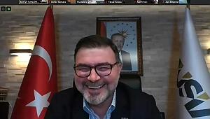 MÜSİAD İzmir, Prof. Dr. Cevat Akşit'i ağırladı