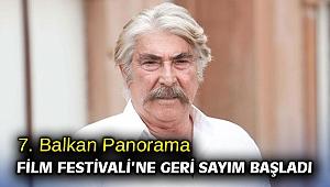 7. Balkan Panorama Film Festivali'ne geri sayım başladı