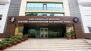 Atatürk Yükseköğrenim Kız Öğrenci Yurdu'na kayıtlar başladı