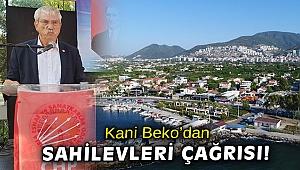 Beko: Sahilevleri'ni kimyasal atıklardan kurtarın!