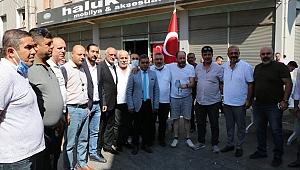 Dağ: İzmir Mobilyasını marka haline getireceğiz!