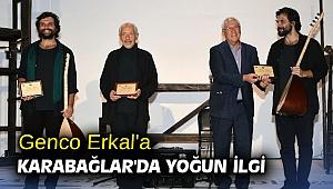 Genco Erkal'a Karabağlar'da yoğun ilgi