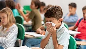 İyi Yönetilmeyen Alerji Okul Başarısını Olumsuz Etkileyebilir!